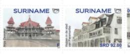 Suriname 2020, UPAEP, Architecture, 2val - Surinam