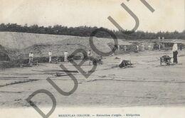 Postkaart-Carte Postale - MERKSPLAS Colonie - Extraction D'argile - Kleiputten (B681) - Merksplas