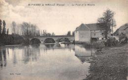 86-SAINT PIERRE DE MAILLE-N°585-C/0259 - Otros Municipios