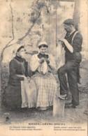 87-MAGNAC LAVAL-EN FUMANT VOTRE CIGARETTE-N°585-D/0241 - Sonstige Gemeinden
