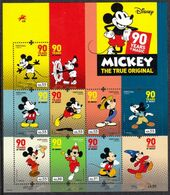 Portugal  2018. 90 Years Of Magic. Mickey Mouse. - Unused Stamps
