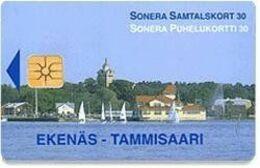 Finland Phonecard Sonera D195 - Finland