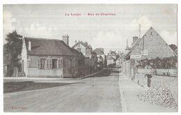 La Loupe Publicité Chocolat Menier Rue De Chartres - La Loupe