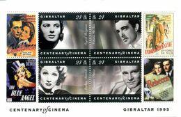 1995 GIBILTERRA BF 27 MNH ** - Gibraltar