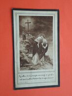 Leonia Cardoen - Delrue Geboren Te Gheluwe 1860 En Overleden Te Rolleghem Capelle 1928 (2scans) - Religion & Esotérisme