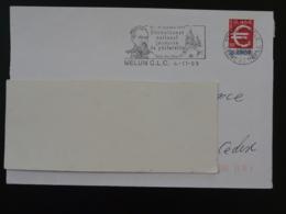77 Seine Et Marne Melun Louis Pasteur 1999 - Flamme Sur Lettre Postmark On Cover - Louis Pasteur