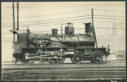 Locomotives Du PLM - Machine N° C. 11 Type 220 - N° 574 - Edit. H. M. P. - Voir 2 Scans - Treni