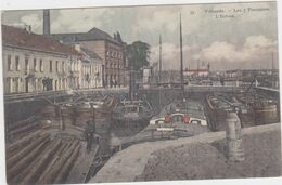 Vilvoorde - 3 Fonteinen (Uitg.: Bertels Nr 35) (gelopen Kaart Met Zegel) (gekleurd) - Vilvoorde