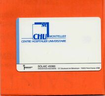 CHU MONTPELLIER  Puce SOLAIC SOL A - Sonstige