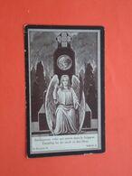 Remi Depuydt Geboren Te Gheluwe 1895 En Aldaar Overleden  1921 (2scans) - Religion & Esotérisme