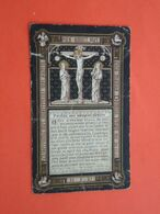 Victor Seys - Krock Geboren Te Gheluwe 1854 En  Overleden Te Wervick  1919   (2scans) - Religion & Esotérisme