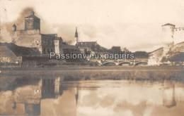 CARTE PHOTO ALLEMANDE NARVA 1918 - Estland