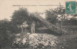 Charnizay  (I.-et-L.) Et Ses Environs  -  Dolmen (appelé Palets De Gargantua) - Other Municipalities