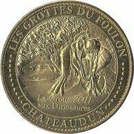 2011 AB162 - CHATEAUDUN - Les Grottes Du Foulon (grotte Aux Dinosaures) / ARTHUS BERTRAND 2011 - Arthus Bertrand