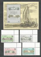 SOMALIA - MNH - Transport - Cars - Retro - Auto's