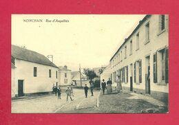 C.P. Noirchain =  Rue  D' ASQUILLIES - Frameries