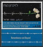 2008 Israel  Mi. 1966 **MNH   Internationaler Holocaust-Gedenktag: Gedenken Für Die Zukunft - Gezamelijke Uitgaven