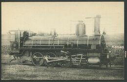 """Locomotives De L'ETAT (Ancien Réseau) - Machine N° 4024 """"Bouaye"""" 040 - H. M. P. N° 359 - Voir 2 Scans - Treni"""