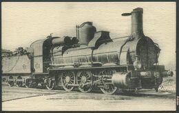 Locomotives Du Sud-Est (ex PLM) - Machine N° 3108 Devenue 31 A 108 Type 031 - N° 1509 Edit. H. M. P. - Voir 2 Scans - Treni