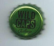 B 129 - CAPSULE DE BIERE -  WILD CAPS Challenge DESPERADOS - Bière