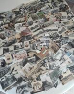 Lot De + 550  Cartes Postales Anciennes Et Semi-modernes -en Vrac - 500 CP Min.
