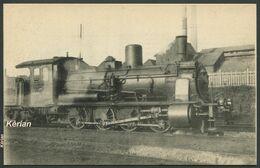 Locomotives Du NORD - Machine N° 4.1019 Devenue 040 B 19 - H. M. P. N° 236 - Voir 2 Scans - Treni