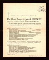 August Jozef Stienlet ° Lovenjoel 1879 + Lovenjoel 1963 X Maria Mathilda Robberechts - Sonstige