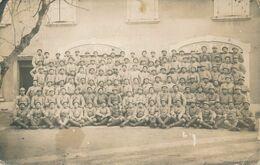 Carte-Photo : Portrait Militaire - 114e Regt Artillerie (guerre 1914/1918) (BP) - Krieg, Militär