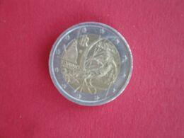 2 Euros Italie 2006 Jeux Olympique D'hiver - Italia
