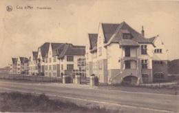 Coq S/Mer Prevatorium Circulée En 1927 - De Haan