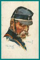 Cp Illustrée - EMILE DUPUIS - Série Nos Poilus N°7 - VILLERS COTTERET 1914 - Edit. PARIS COLOR - Dupuis, Emile