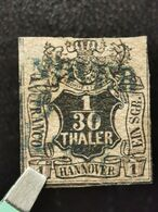 Hannover Mi-Nr. 10 Gestempelt - Hannover