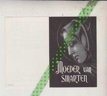Antoon Quirijnen-Wagemaekers, Loenhout 1882, Kapellen 1972 - Décès