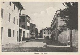 VARMO - VIA ROMA - Udine