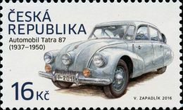 ** 903 Czech Republic Tatra 87 2016 Koprivnice Nesselsdorf - Auto's