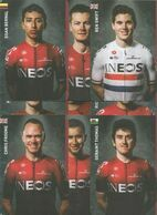 Cyclisme , Serie TEAM INEOS 2020 Complete - Cycling