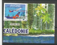 Nouveauté   AVIONS  Tarif International   Bdf  Beau Cachet (pag10) - New Caledonia
