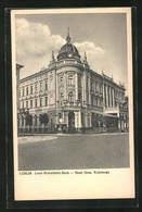 AK Lublin, Bank Gosp. Krajowego - Polonia