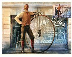 (M 16) Australia - Cylce Maxicard (vélo) - Autres