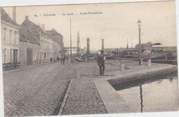 Vilvoorde - 3 Fonteinen - De Kaai (Uitg.: Bertels Nr 29) (gelopen Kaart Met Zegel) - Vilvoorde