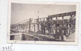 MADIRAN- PHOTO- 1934- CONSTRUCTION DU MONASTERE - Sonstige Gemeinden