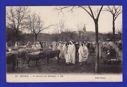 MEDEA 1922 Marché Aux Bestiaux (1 PETITE CORNURE TRES TRES LEGERE SINON TTB ETAT ) +6584 - Medea