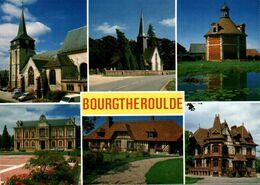 Bourgtheroulde L'eglise St Laurent L'eglise De Boscherville 1989  CPM Ou CPSM - Bourgtheroulde