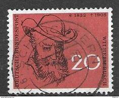 Germany/Bund Mi. Nr.: 282 Vollstempel (brv502) - Usati