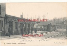 02 // SAINT GOBAIN   Les Quais De La Gare    Lavasseur Edit - Other Municipalities