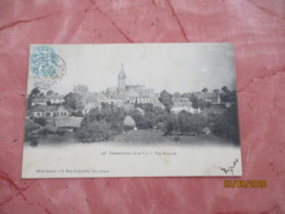 Cpa 35 Chateaubourg Vue Generale  1904 - Frankreich