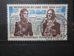 """VEND BEAU TIMBRE DE FRANCE N° 1774 , OBLITERATION """" RAMBOUILLET """" !!! - Oblitérés"""