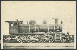 Locomotives De L'Algérie (ETAT) - Machine 230-259 - N° 606 édit. H.M.P. - Voir 2 Scans - Treni