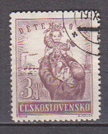 L2096 - TCHECOSLOVAQUIE Yv N°518 - Used Stamps