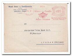 Ahlen 1932, Letter To Netherland, Kerkmannwerke - Brieven En Documenten